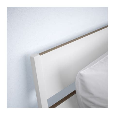 ikea trysil bed trysil bed frame white lur 246 y standard double ikea