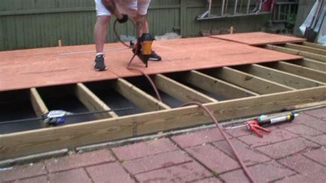 building  shed part  floor joist framing youtube