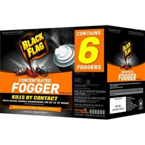 bed bug bombs home depot black flag concentrated fogger 6 pack hg 11037 the