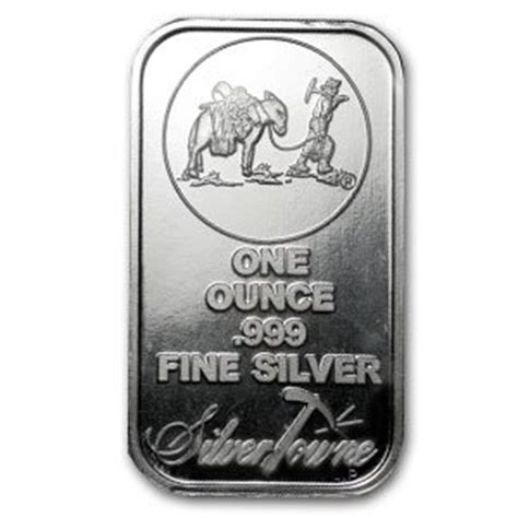 1 Oz Silver Bars Cheap by Cheap New 1 Oz 999 Silver Bars Silvertowne