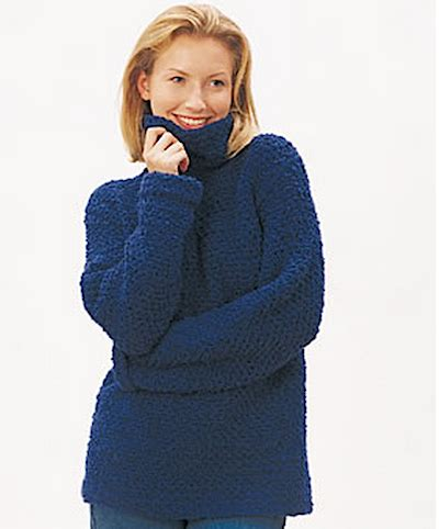 crochet pattern jumper extreme turtlenecks oversized and chunky sweaters to