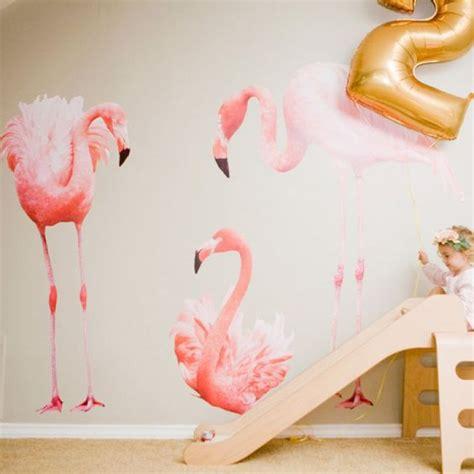 flamingo wallpaper kitchen flamingo trend mommo design