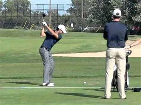 cameron tringale swing cameron tringale golf swing youtube