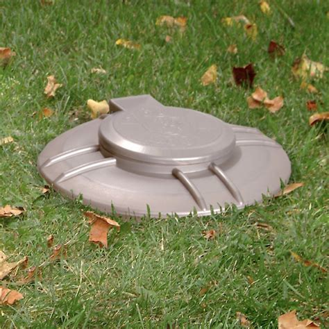 dog poop in backyard doggie dooley septic style dog waste disposal system