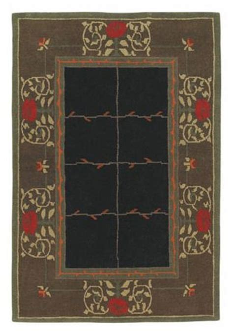Craftman Style pin by the mission motif on arts amp crafts style rugs