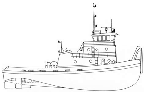 tugboat dimensions point class tugs specifications crowley