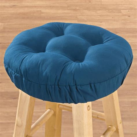 Round Bar Stool Cushion Covers round bar stool seat covers