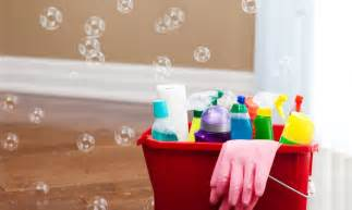 Tips for storing and organizing cleaning supplies