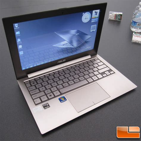 Laptop Asus Ux21 The Asus Ux21e Ultrabook Razor Thin 13 Inch Display Intel I7 2677m Technology