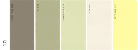 martha stewart paint 5 color palette card 10 available from thelandofcolor 9 99 s h