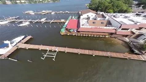 mikes crab house mike s crab house riva maryland 2014 mav maryland aerial