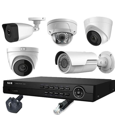 Foto Cctv hikvision hiwatch 1 4 4mp ip cctv kit