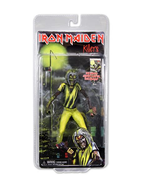 Wholesale Home Decor Online by Iron Maiden 7 Scale Action Figure Killers Necaonline Com