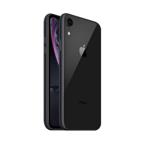 apple iphone xr noir apple marques