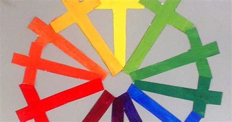 Room Color lessons from the k 12 art room creative color wheels 7th