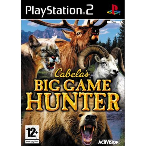 cabelas na cabela s big ps2