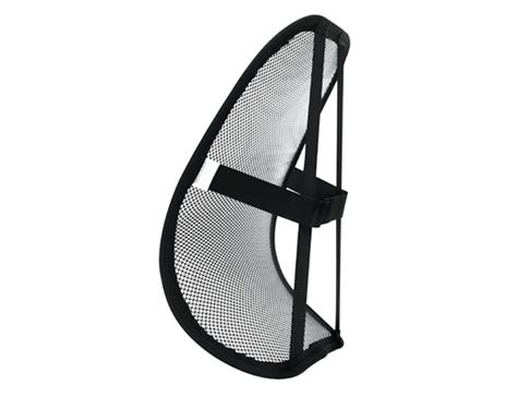 Mesh Back Support travelon 174 cool mesh back support