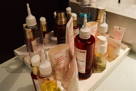 Detox Spa Treatments Singapore by Clarins Spa Detox And Shine Stopper Treatment