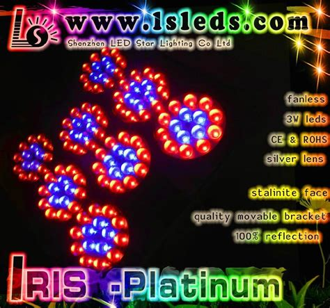 Led Ls For Growing by 2013 360w Platinum Led Grow Light For Best Home Garden