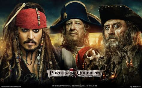 misteri film pirates of carribean pirates of the caribbean 4 wallpapers wallpaper cave