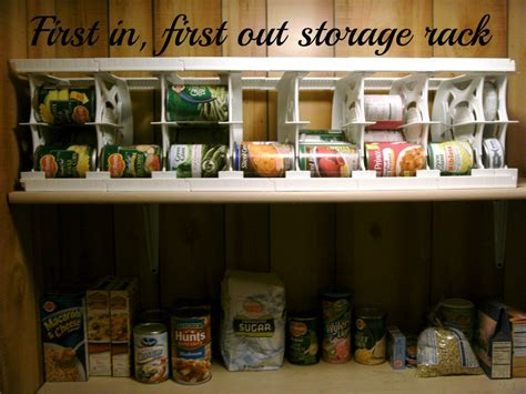 Kitchen Food Storage Ideas by Can Canned Food Goods Storage Rack Best Pantry Storage