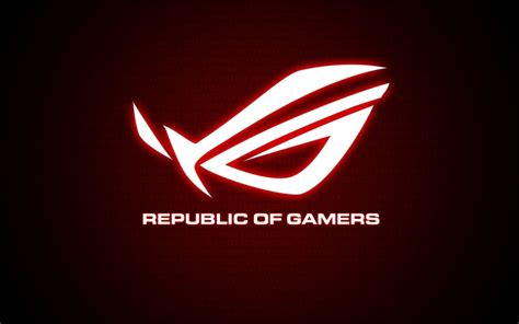 gamers republic wallpaper republic of gamers wallpapers wallpaper cave