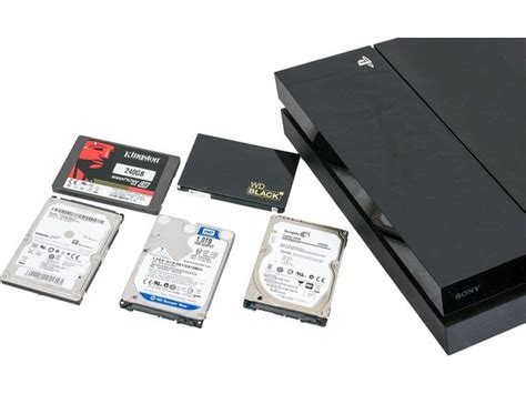 drive upgrade four 2 5 quot drives tested ssd or hard drive upgrading