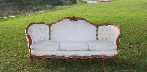 rent a couch for a day vintage rentals sacramento rustic rental company antique
