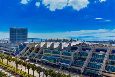 1 Year Mba San Diego by San Diego Convention Center Miac Analytics