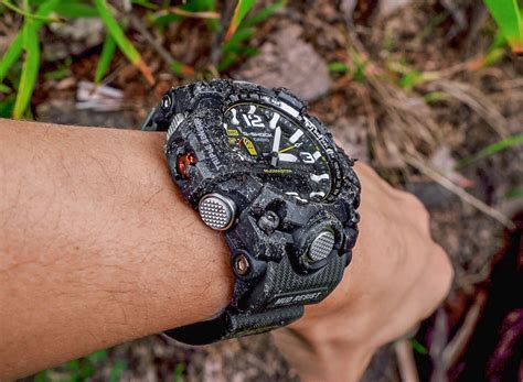G Shock Gwg 1000 New casio g shock gwg 1000 1a3 mudmaster review page 2