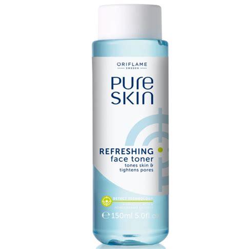 Toner Oriflame oriflame skin wash lotion toner