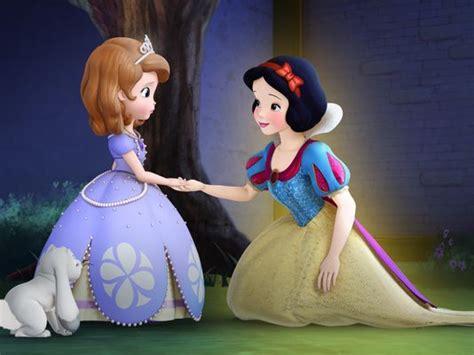 Plastisin Sofia And Snow White snow white in sofia the sofia the photo 36598548 fanpop