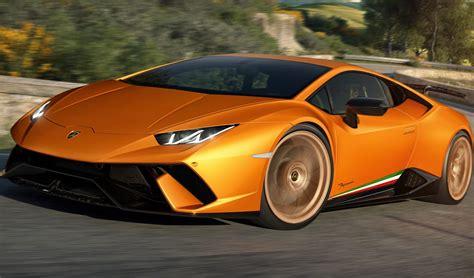 Huracan Lamborghini Specs Lamborghini Huracan Performante Revealed Specs Pics And