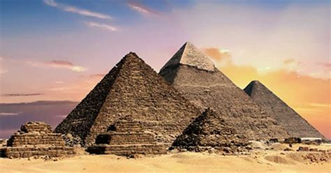 pyramid builders plagued by floods yet the giza pyramid builders refused to