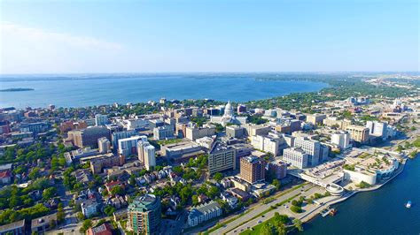 madison wi drone photography video fox valley web design llc