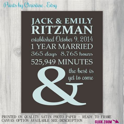 Wedding Anniversary Gift For Husband 1 Year by 41 Best 1st Anniversary Gift Ideas Images On