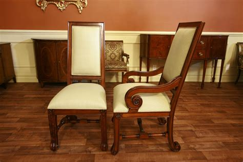 Dining Room Chairs Expensive Large Mahogany Dining Room Chairs Luxury Chairs