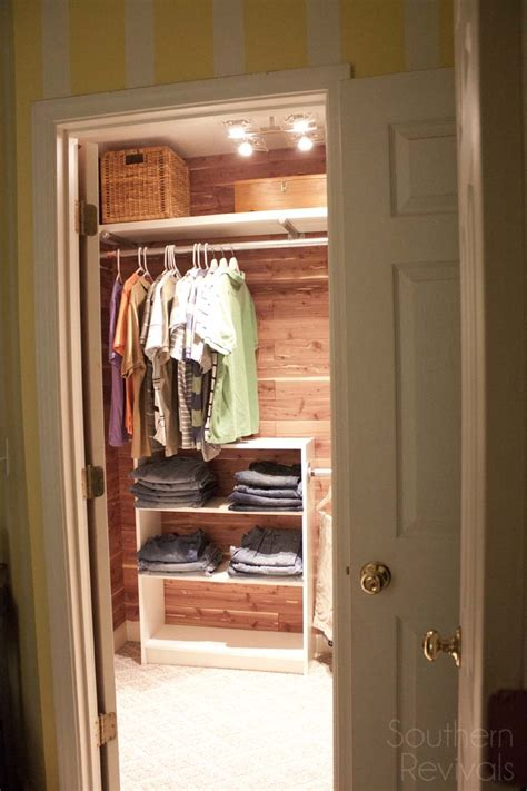 Southern Closet by Closet Makeover Southern Revivals