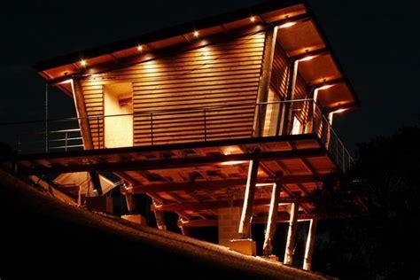 Eucalyptus House is a Low Impact Brazilian Cabin on Stilts