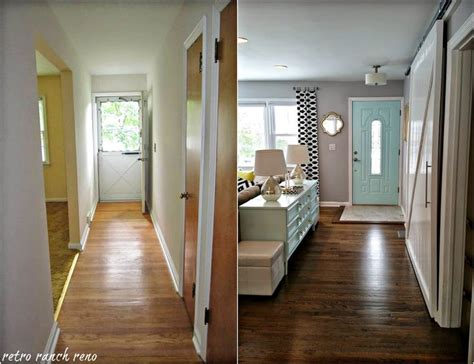 brick house renovation before and after 1000 ideas about manufactured home renovation on pinterest manufactured housing