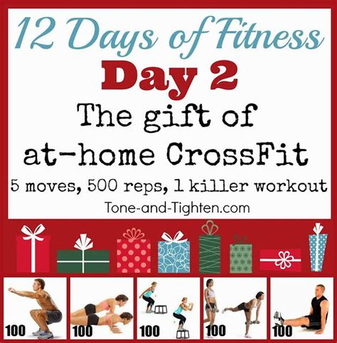 1000 ideas about crossfit workouts at home on