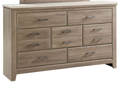 Weathered Oak Dresser by Stonehill Weathered Oak 7 Drawer Dresser 69409 Standard