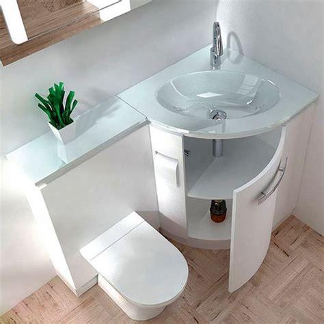 vanity units kleine badezimmer die besten 25 toilet and sink unit ideen auf