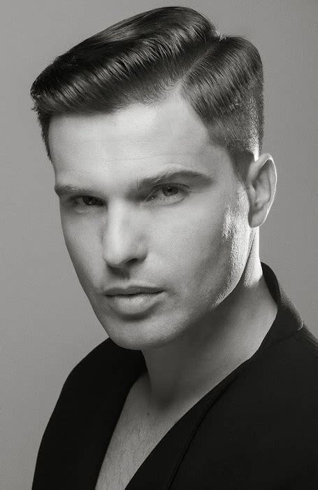 hairstyles the contrast weight line men trendy hairstyles for men in 2017 gentlehair com