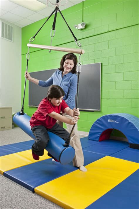 therapy swings occupational therapy southpaw bolster swing