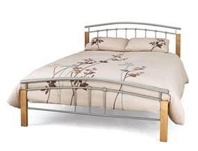 Three Quarter Bed Frame Tetras Silver Three Quarter 3 4 Bed Frame Three