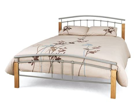 three quarter bed tetras silver three quarter 3 4 bed frame three