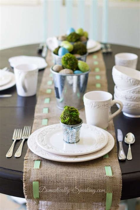 spring tablescape spring tablescape and place setting giveaway