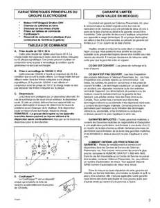 coleman powermate generator manual submited images