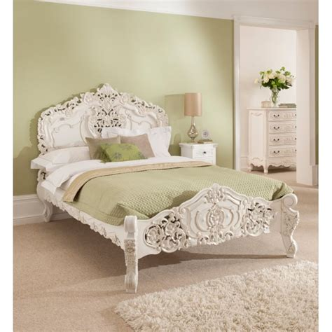 rococo bedroom furniture uk antique french style rococo bed online homesdirect365